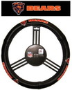 Chicago Bears Steering Wheel Cover - Leather