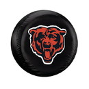 Chicago Bears Black Tire Cover - Standard Size