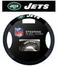 New York Jets Steering Wheel Cover - Mesh