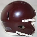 Riddell Speed Blank Mini Football Helmet Shell - Maroon