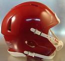 Riddell Speed Blank Mini Football Helmet Shell - Cardinal