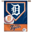 Detroit Tigers Banner 27x37