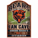 Chicago Bears Wood Sign - 11