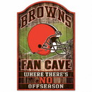 Cleveland Browns Wood Sign - 11