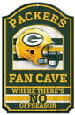 Green Bay Packers Wood Sign - 11