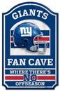 New York Giants Wood Sign - 11