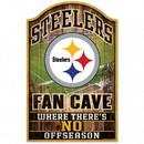 Pittsburgh Steelers Wood Sign - 11