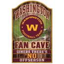 Washington Redskins Wood Sign - 11