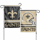 New Orleans Saints Garden Flag 11x15