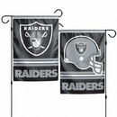 Oakland Raiders Garden Flag 11x15