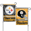 Pittsburgh Steelers Garden Flag 11x15