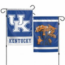 Kentucky Wildcats Garden Flag 11x15