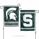 Michigan State Spartans Garden Flag 11x15