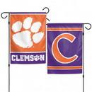 Clemson Tigers Garden Flag 11x15