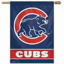 Chicago Cubs Banner 27x37