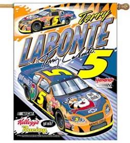 """Terry Labonte 27""""x37"""" Banner"""