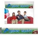 Detroit Lions Banner Party