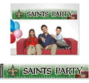 New Orleans Saints Banner Party