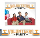 Tennessee Volunteers Banner Party