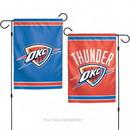 Oklahoma City Thunder Garden Flag 11x15