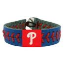 Philadelphia Phillies Baseball Bracelet - Team Color Style