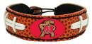 Maryland Terrapins Classic Football Bracelet