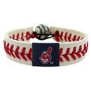 Cleveland Indians Baseball Bracelet - Classic Style