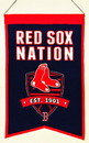 Boston Red Sox Banner Wool Nations