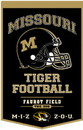 Missouri Tigers Banner 18x27 PowerHouse