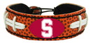 Stanford Cardinal Classic Football Bracelet