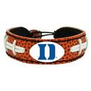 Duke Blue Devils Classic Football Bracelet