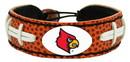 Louisville Cardinals Classic Football Bracelet