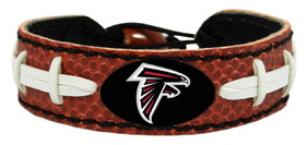 Atlanta Falcons Classic Football Bracelet