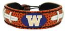 Washington Huskies Classic Football Bracelet