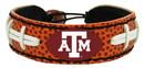 Texas A&M Classic Football Bracelet