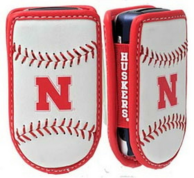 Nebraska Huskers Classic Baseball Cell Phone Case