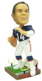 Denver Broncos Brian Griese Forever Collectibles Bobble Head