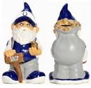 Indianapolis Colts Garden Gnome - Coin Bank