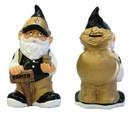New Orleans Saints Garden Gnome - Coin Bank