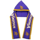 Minnesota Vikings Team Stripe Hoody Scarf