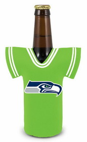 Seattle Seahawks Bottle Jersey Holder