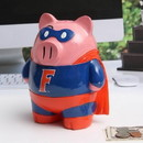 Florida Gators Piggy Bank - Large Stand Up Superhero