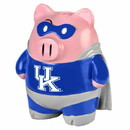 Kentucky Wildcats Piggy Bank - Large Stand Up Superhero