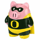 Oregon Ducks Piggy Bank - Large Stand Up Superhero