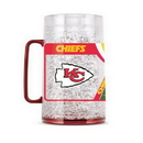 Kansas City Chiefs Monster Crystal Freezer Mug