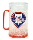 Philadelphia Phillies Crystal Freezer Mug - Monster Size