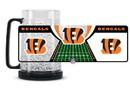Cincinnati Bengals Crystal Freezer Mug