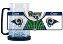 Los Angeles Rams Crystal Freezer Mug
