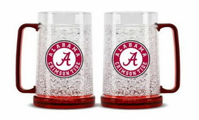 Alabama Crimson Tide Crystal Freezer Mug