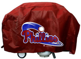 Philadelphia Phillies Grill Cover Deluxe